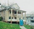 46 Forest Park Avenue During the Renovation